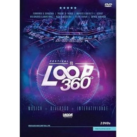 Fs Loop 360 (DVD) Acid Music Studio Loops