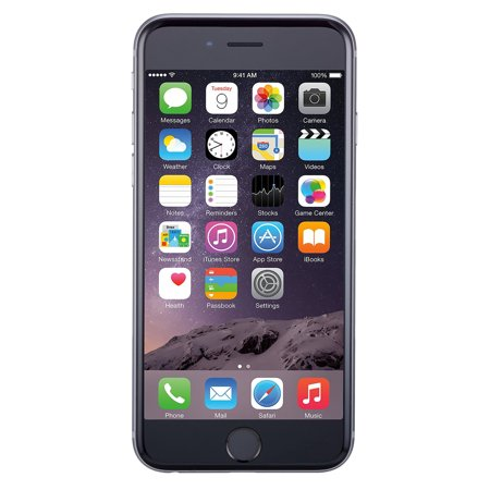 Apple iPhone 6 Plus 16GB Unlocked GSM Phone w/ 8MP Camera - Space