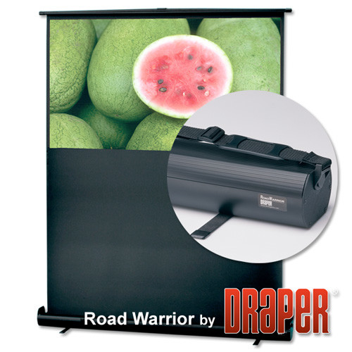 Draper RoadWarrior Contrast Grey Portable Projection Screen