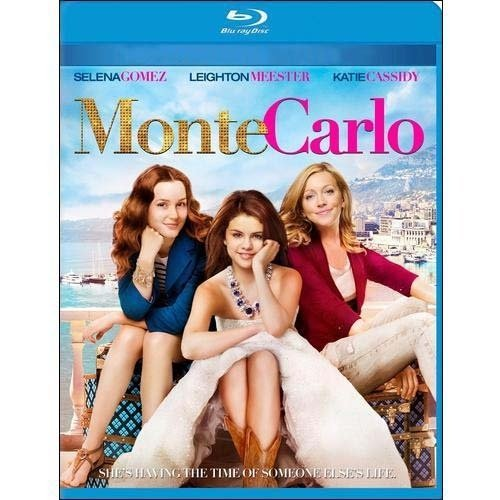 Monte Carlo (Blu-ray) (With INSTAWATCH) (Widescreen)