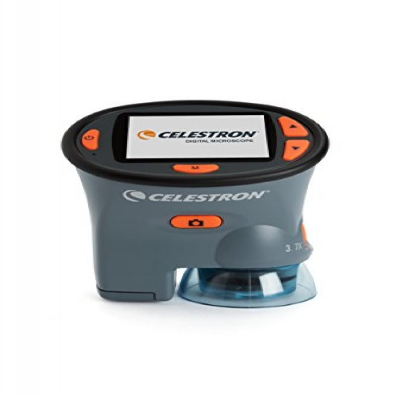 Celestron 3 MP LCD Handheld Digital Microscope