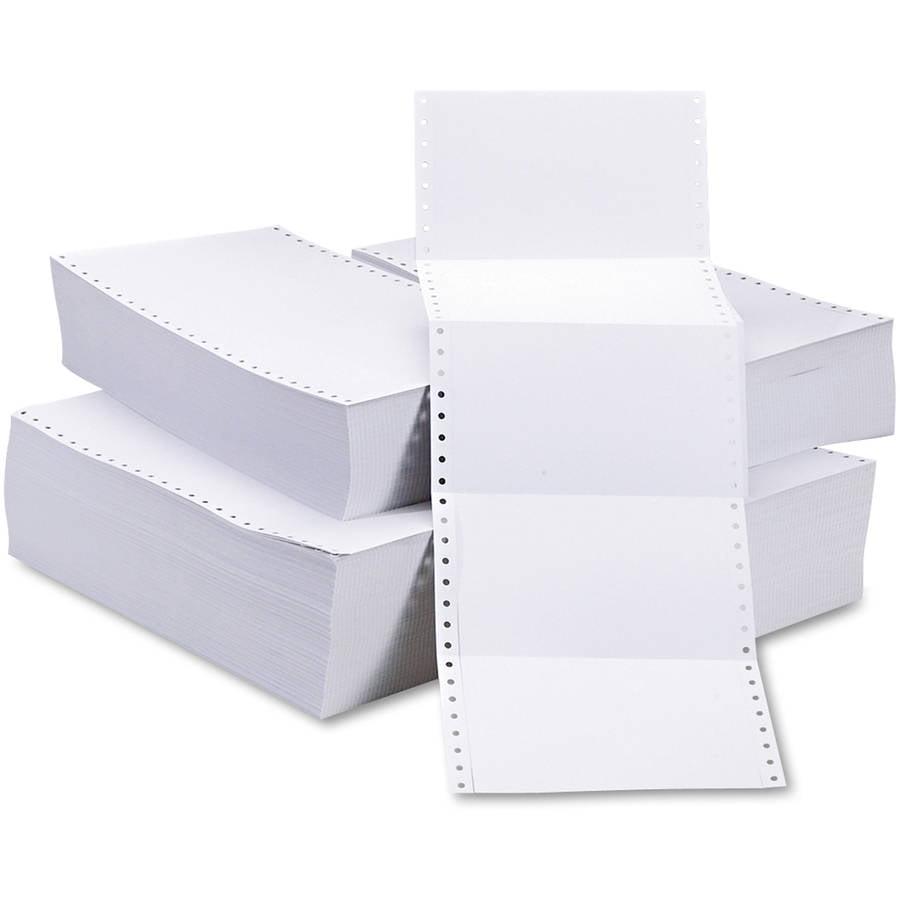 "Universal Continuous Postcards, 4"" x 6"", 4"",000/Carton"