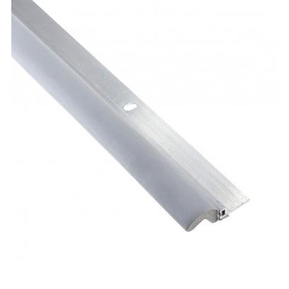 Simply Conserve KC600 1-5/8 in. x 80 in. Gray Premium Foam and Aluminum Door Weatherstrip Set