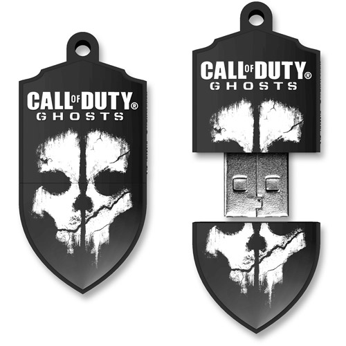 Call of Duty: Ghosts Shield USB Flash Drive, 16GB