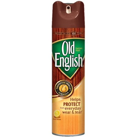 3 Pack - Old English Furniture Polish Spray, Lemon 12.50 oz