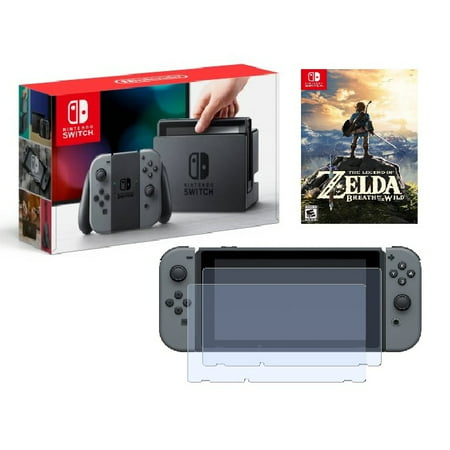 Nintendo switch zelda game bundle nintendo switch gaming for Housse zelda nintendo switch