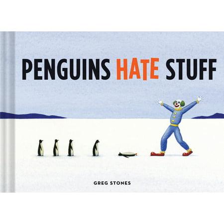 Penguins Hate Stuff
