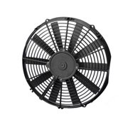 "SPAL 13"" 1032 CFM Low Profile Electric Cooling Fan P/N 33600"