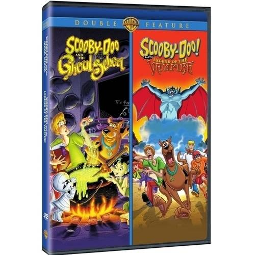 Scooby-Doo And The Ghoul School / Scooby-Doo And The Legend Of The Vampire (Full Frame)