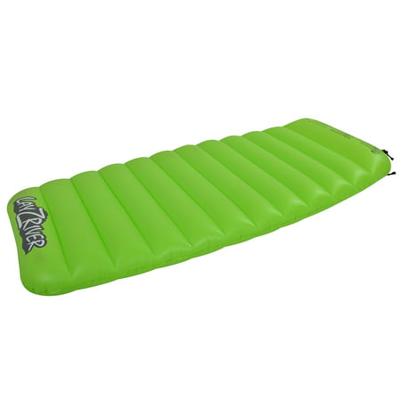 Blue Wave Sports LayZRiver Inflatable 1-Person Swim Float Mattress
