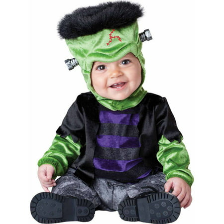 Monster-BOO Frankenstein Boys' Toddler Halloween Costume - Frankenstein Halloween Costume Baby