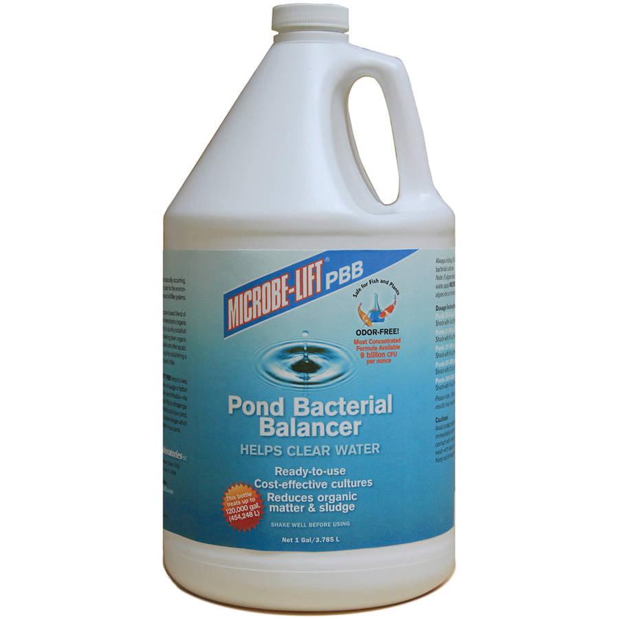 Microbe Lift PBBG1 1 Gallon Pond Bacterial Balancer by Generic