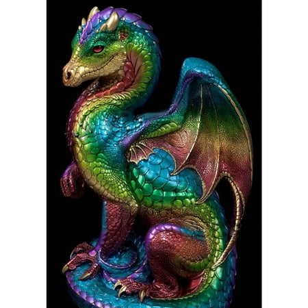 Dragon DIY 5D Diamond Painting Full Drill Embroidery Cross Stitch Kit Home Decor