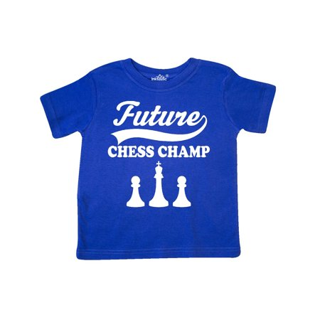 Future Chess Champ Game Champion Toddler T-Shirt