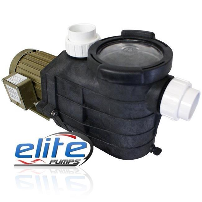 Elite Pumps 7550PRM26 Primer Pro Series 7550 GPH Self-Priming External Pond Pump
