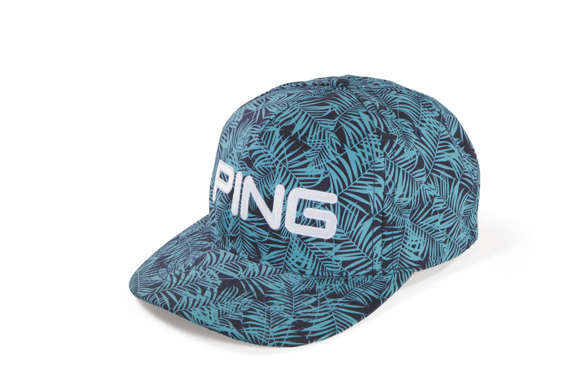 PING PALM HAT LIMITED EDITION ADJUSTABLE GOLF MENS CAP - NEW 2017 -  Walmart.com 396f3a47d59