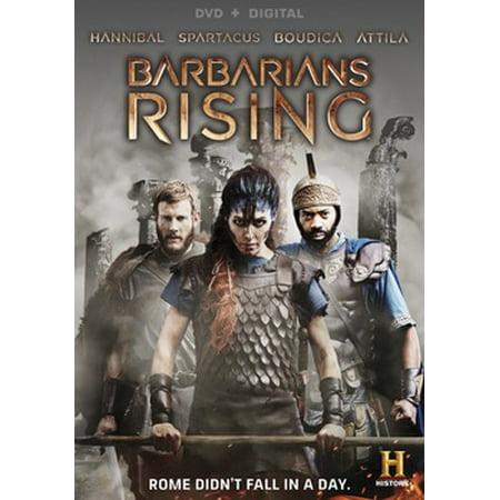 Barbarians Rising (DVD)