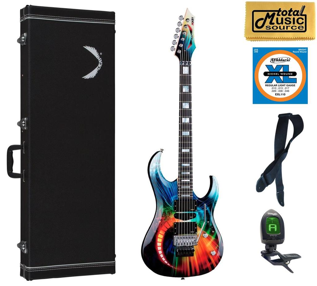 Dean Michael Angelo Batio Speed of Light Electric Guitar FREE Strings Tuner More ,MAB1... by Dean