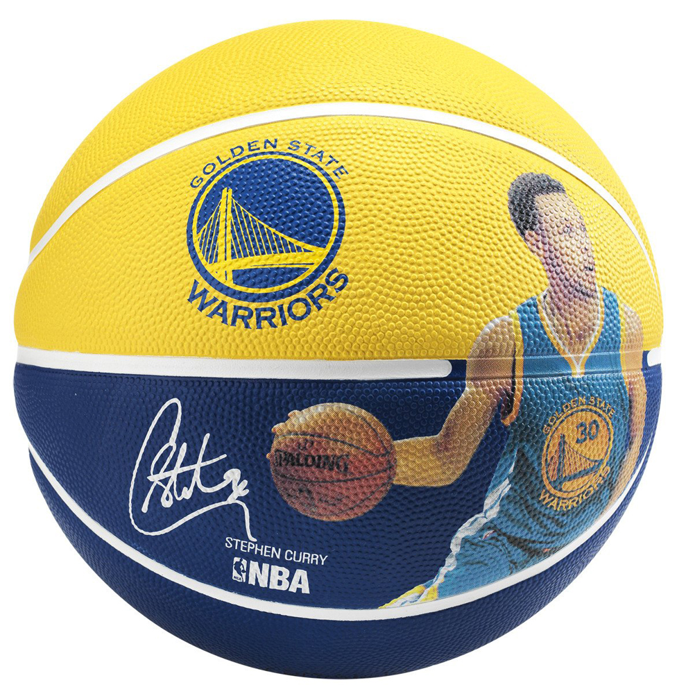 Spalding NBA Player Basketball - Stephen Curry