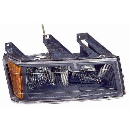 2004-2012 Chevrolet Colorado  Aftermarket Passenger Side Front Head Lamp Assembly
