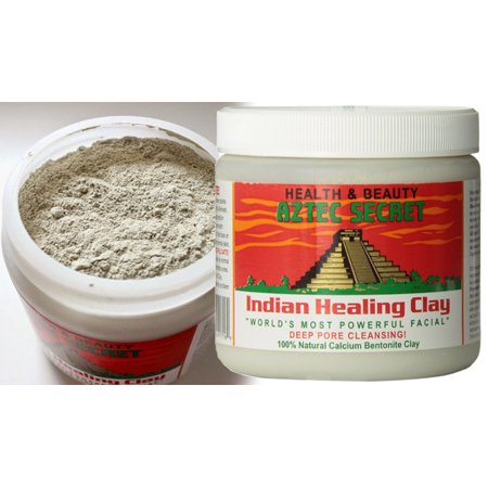 Best Aztec Secret Indian Healing Clay Deep Pore Cleansing 2 Pound, 2 Pack deal