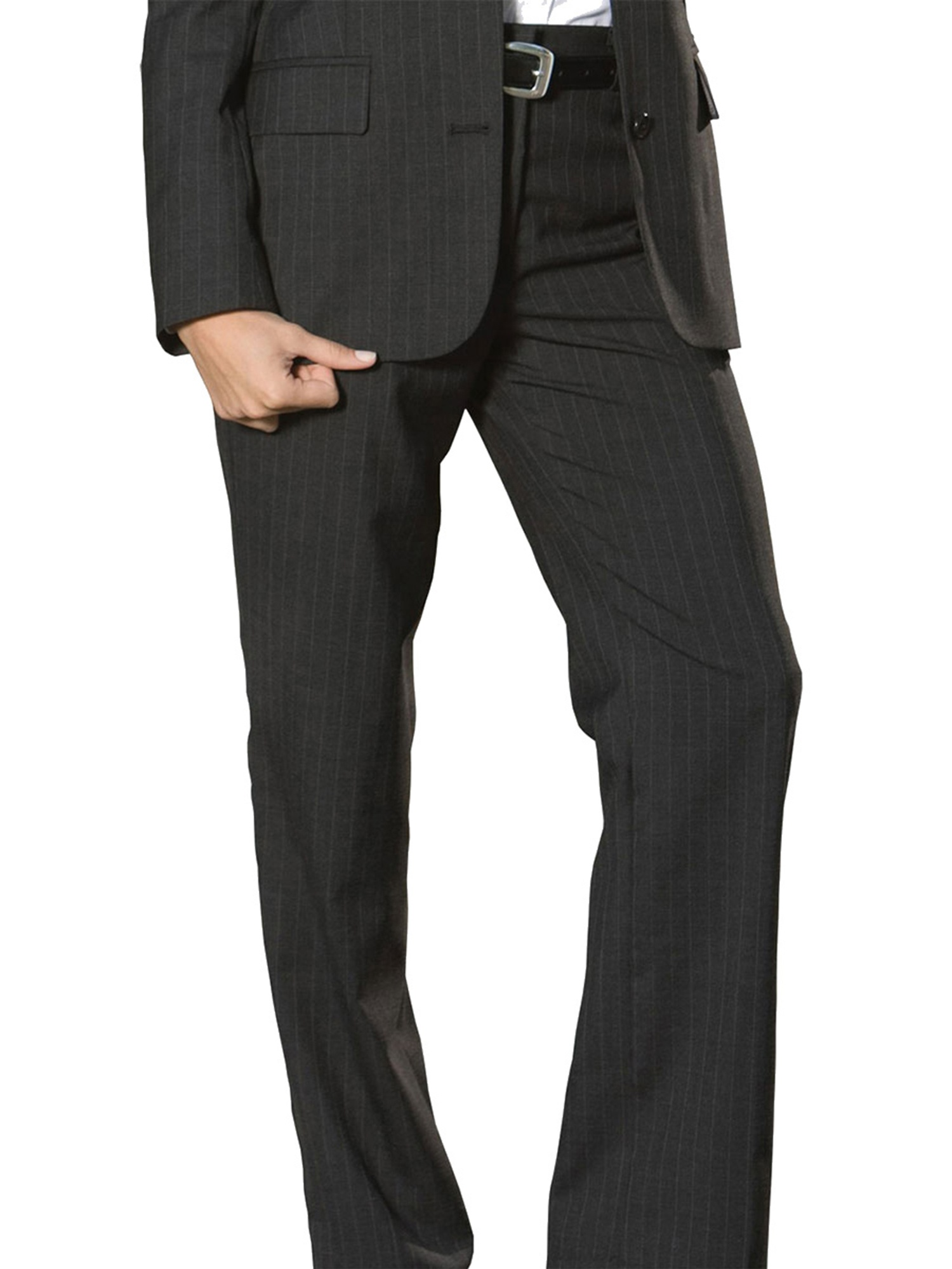Edwards Garment Women's Pinstripe Pant