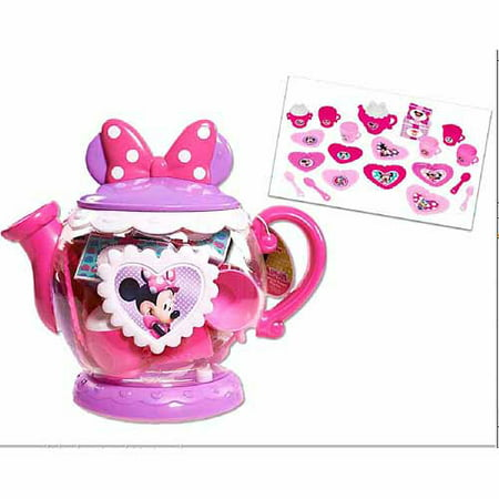 Minnie Bowtique Large Teapot