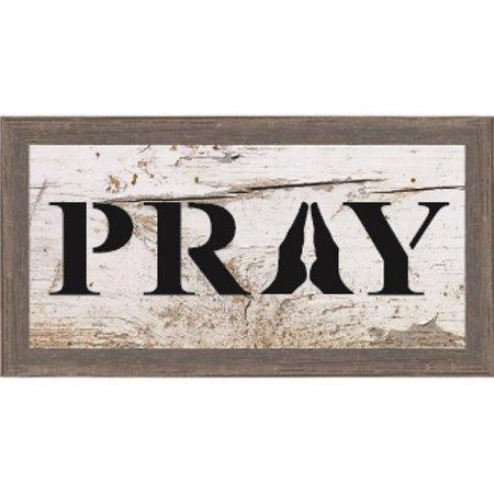 Kay Berry 42338 Pray with Hands Indoor Wall Art ()