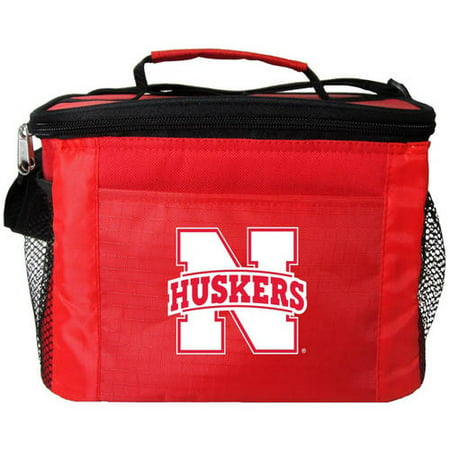 Kolder Texas Rangers Cooler - NCAA Nebraska Cornhuskers 6-Pack Cooler Bag