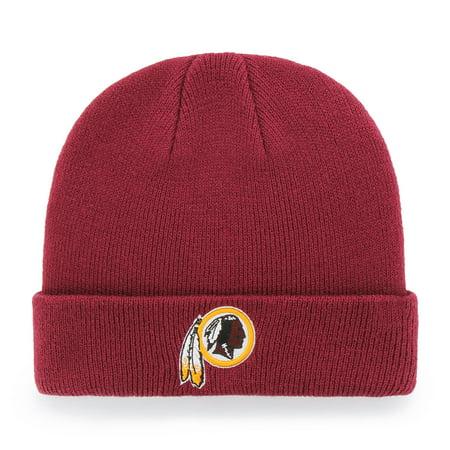 (NFL Washington Redskins Cuff Knit Beanie by Fan Favorite)