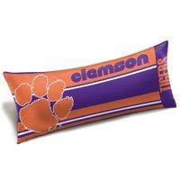 NCAA Clemson Tigers Body Pillow, 1 Each