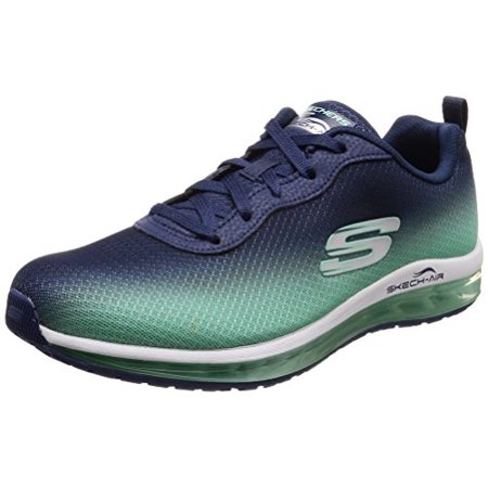 6c17c3ad5263 Skechers - Skechers Women s Skech-Air Element (Navy Green) (6) M -  Walmart.com
