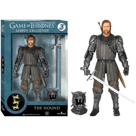 Funko Game Of Thrones Legacy Collection Series 1 The Hound 6  Action Figure