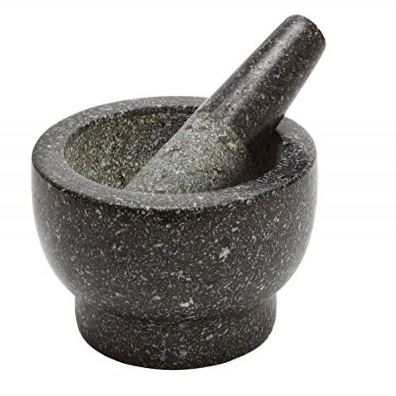 HealthSmart™ Granite Mortar and Pestle