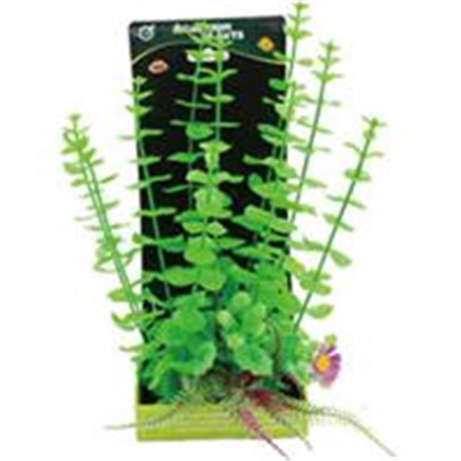 Poppy Pet 062135 11 in. Background Pod No.11 Aquarium Decor - image 1 de 1