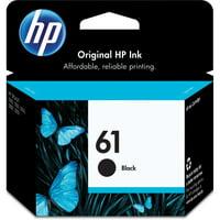 HP 61 Ink Cartridge, Black (CH561WN)