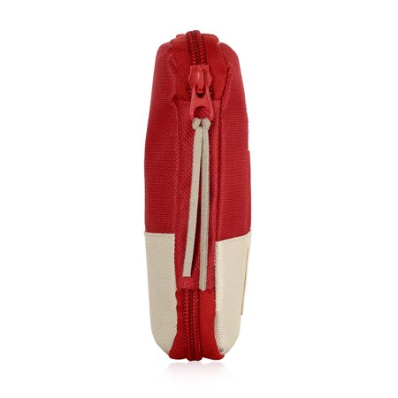 Camping Hiking Travel Home Outdoor Survival Kits Emergency Pouch Case First Aid Kits Bag - image 4 of 7