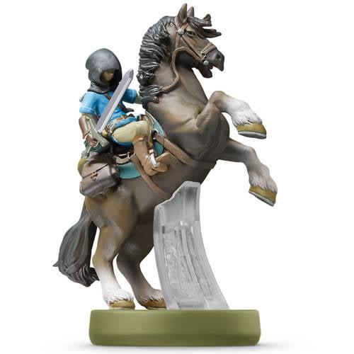 Link (Rider) Breath Of The Wild, Zelda Series, Nintendo amiibo, NVLCAKAL
