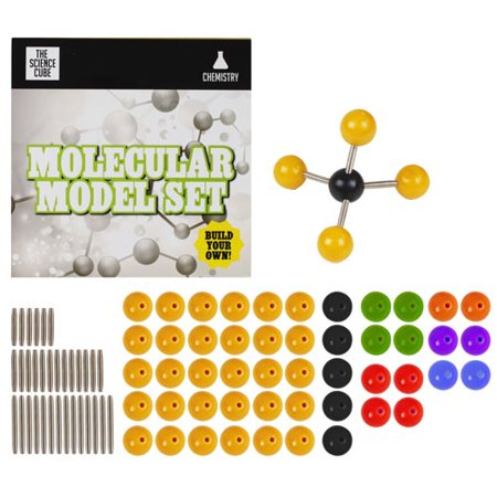 The Science Cube Molecular Model Set by Science Supply Solutions (Molecular Imaging)