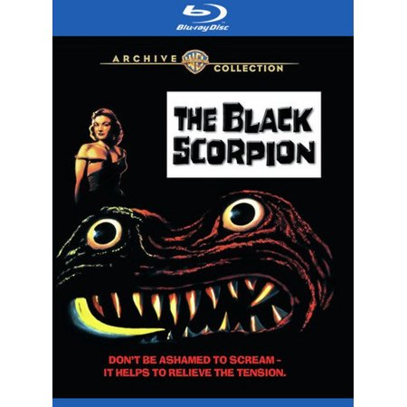 The Black Scorpion (Blu-ray) - Grease Scorpions