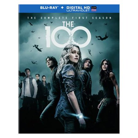 The 100  The Complete First Season  Blu Ray