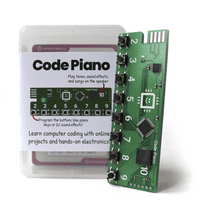 Code Piano | S.T.E.A.M. Toy for Kids 8-12 | Learn Real Code