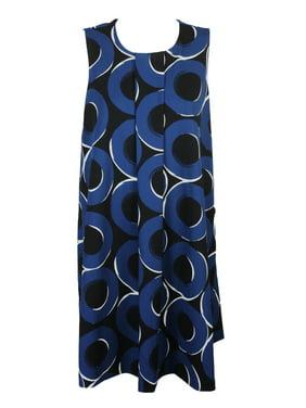 7280a9ba29aaf Product Image Alfani Women s Plus Size Pleat-Front A-Line Dress