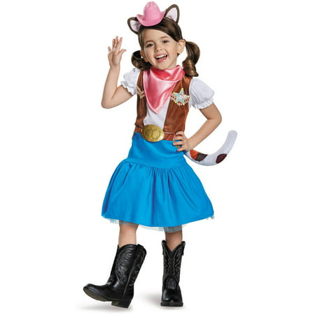 Sheriff Callie Classic Toddler Halloween - Sheriff Callie Lasso