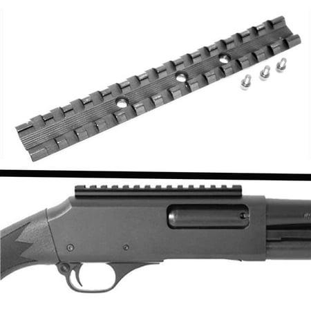 H&R1871 Pardner Pump Shotgun Scope Rail Mount New, single rail