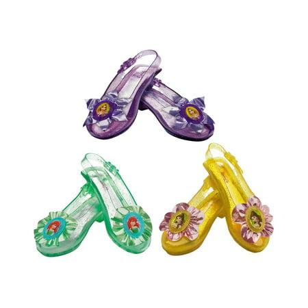 Disney Princess Glam Girls Shoes Value Set