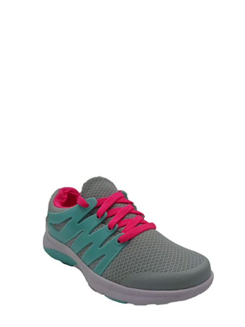 Girls' Overlay Athletic Shoe