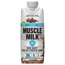 Protein & Meal Replacement: Muscle Milk Light