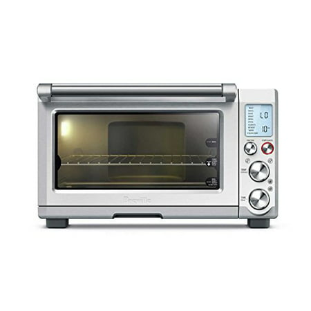 Breville Smart Oven Pro Toaster Oven with Element IQ, 1800 W, Stainless (Breville Bov845bss Best Price)