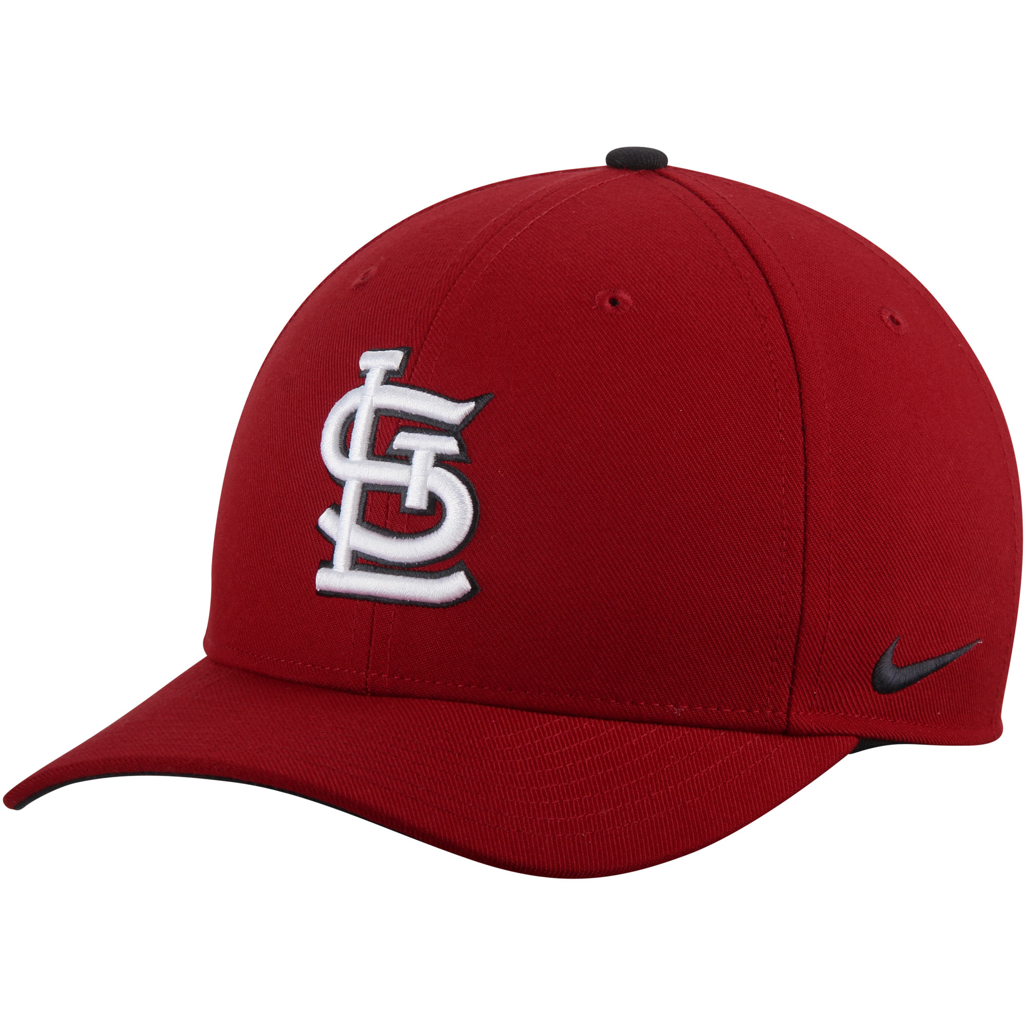 St. Louis Cardinals Nike Wool Classic Adjustable Performance Hat - Red - OSFA